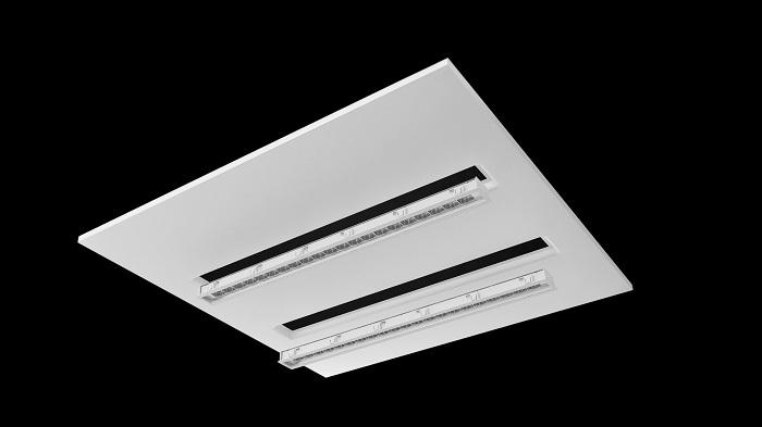 UGR16 APOLLO panel light: Ushering in a new era of glare