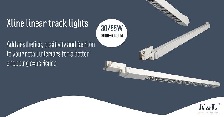 best website 0fb9f 455c4 Linear Track Lighting|LED Linear Track-Kinglumi lighting