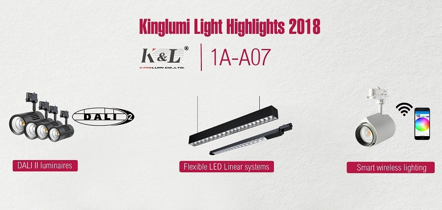 Kinglumi lighting highlights for Hong Kong  Lighting fair.jpg