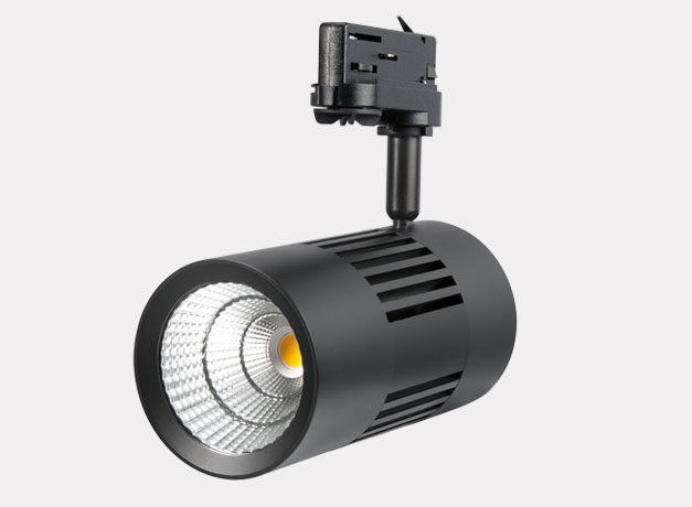 Indoor track lighting23w indoor track light kinglumi lighting the delight indoor track lighting provides a flexible solution for adjusting the positions of light fittings with 350 degrees rotation and 90 degrees tilt aloadofball Images