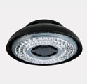 160W Annulight™ INDUSTRIAL LED LIGHT FIXTURES WITH MOTION SENSOR