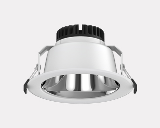 Milo™ Downlight Collection: 600lm-4000lm, φ300-φ100, 4 different installations. infinite possibilities
