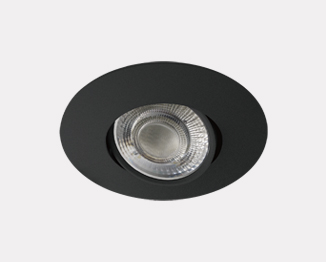 Vila Downlight: Air-tight, IP44, Thermal Isolated, Looping