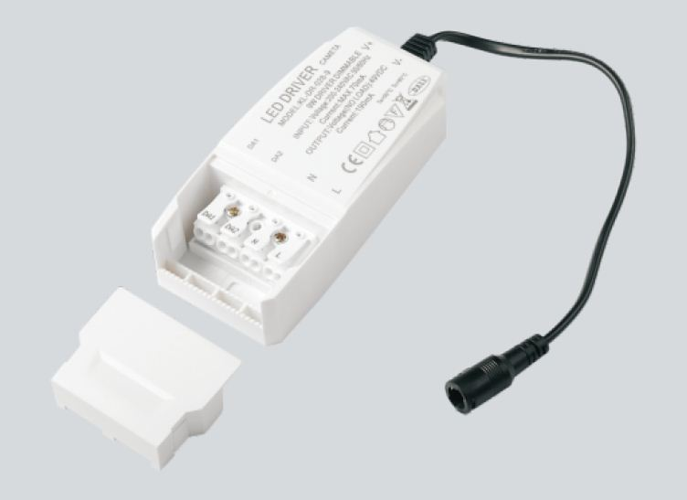 LEDGEAR® DALI-2 dimmable looping drivers